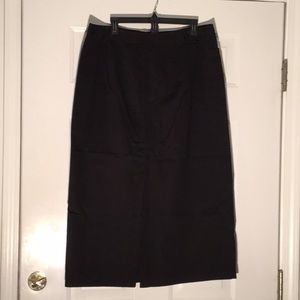 Rafaella Skirts - Black Rafaella Skirt size 16 SFH